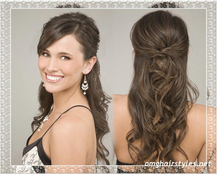 40 Gorgeous Wedding Hairstyles For Long Hair: Peinados Para Novias 2012