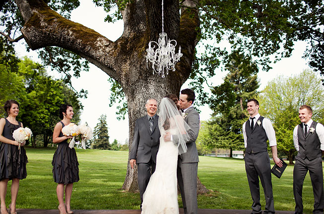 Escoge el tipo de boda de acuerdo a tu personalidad la for Bodas en el jardin botanico