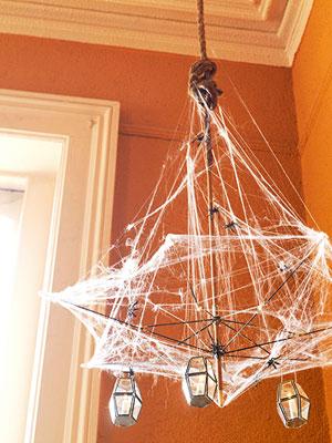 Decoraci n para el hogar inspirada en halloween la for Decoracion hogar 2012