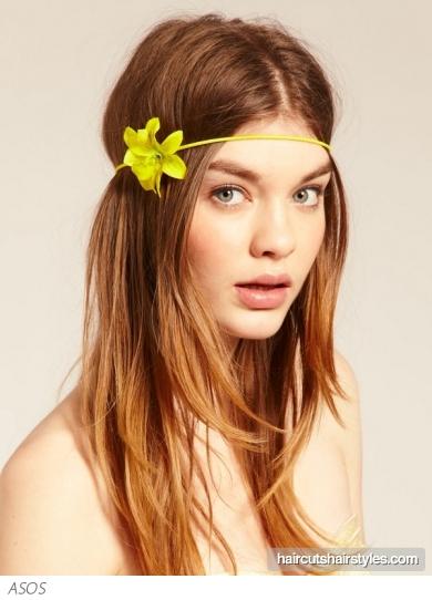 Usa accesorios para decorar tu cabello como bandas, lazos, flores, cintas, maripositas, todo lo que se te ocurra. Es una manera de refrescar tu peinado.