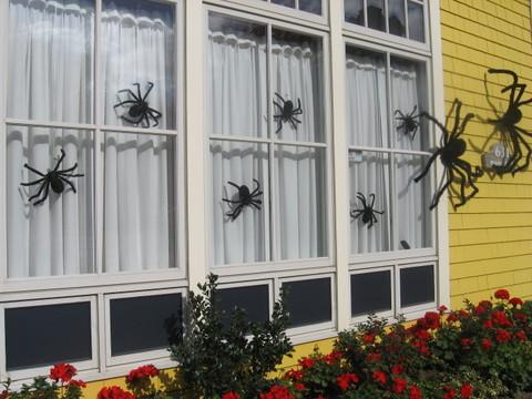 Decoraci n para el hogar inspirada en halloween la for Decoracion para halloween