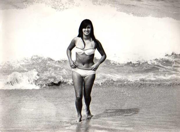 Heloísa Eneida Menezes Paes Pinto (ahora Helô Pinheiro) fue quien inspiró la archifamosa canción del género de Bossa Nova.