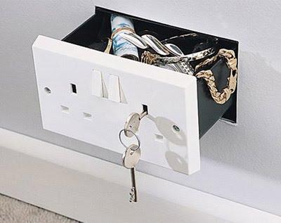 Compartimiento de corriente en otra forma.