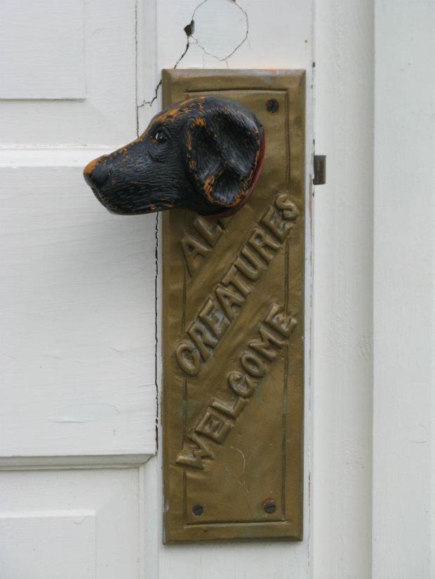 Un diseño ideal para los amantes de los perros y otros animales.