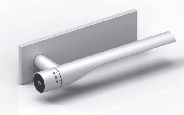 Este invento ultra moderno te permite prender y apagar varios aparatos eléctricos en tu casa desde que entras. ¡Novedoso por demás!