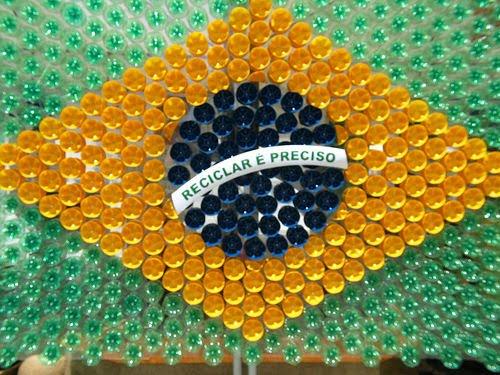 O+LUXO+DO+LIXO+reciclar+é+preciso.