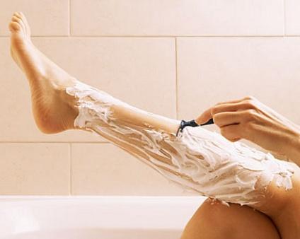 shaving-legs