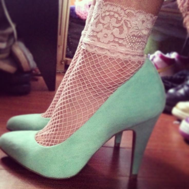 Zapatos Y Tacón calcetines Usar Cómo De Medias w7IP8ttqa